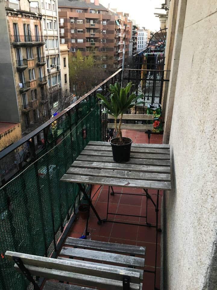 Habitación con balcón - Sagrada Familia :)