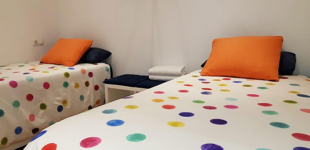 Nice room in San Sebastián