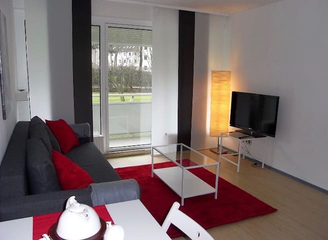 Studio Schenefeld in TOP Lage - Schenefeld - Apartment