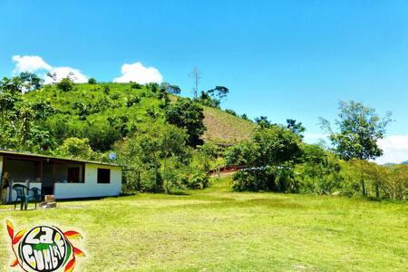 LA CUMBRE, casa con vista a la ciudad Pichanaki