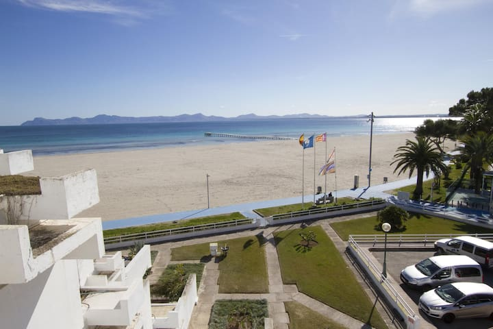 Dolar - Cozy apartment with sea-view - Port d'Alcúdia - Appartement en résidence