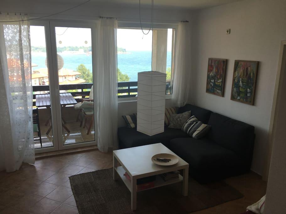 Stuen  - the living room