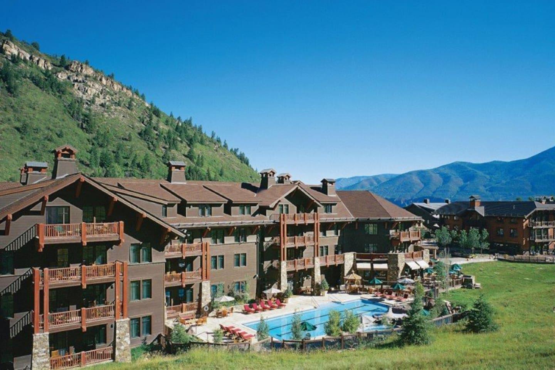 Aspen Ritz Carlton-Mountain View