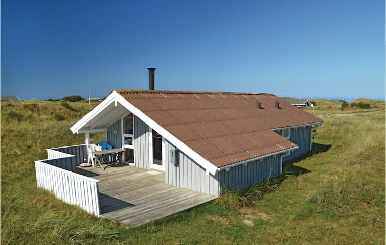 Holiday cottage with 2 bedrooms on 68 m² in Hirtshals