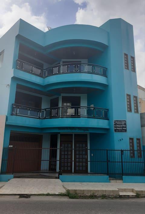 Apartamento inteiro( 1° andar) - Guarabira/PB