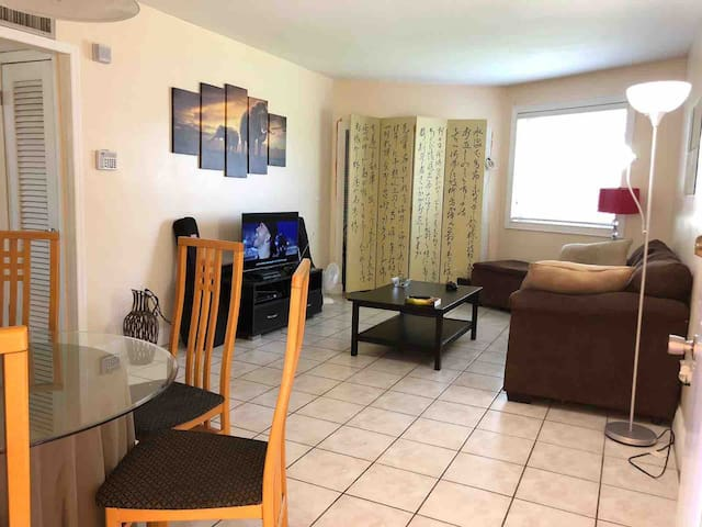 Private and comfortable Room, Close to Aventura