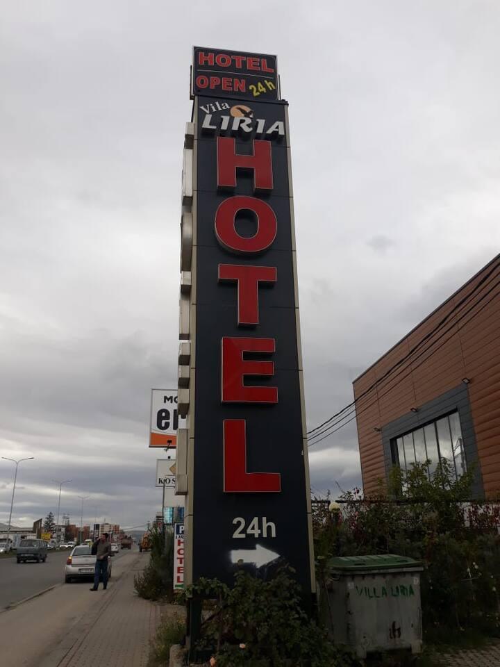 Hotel Liria.