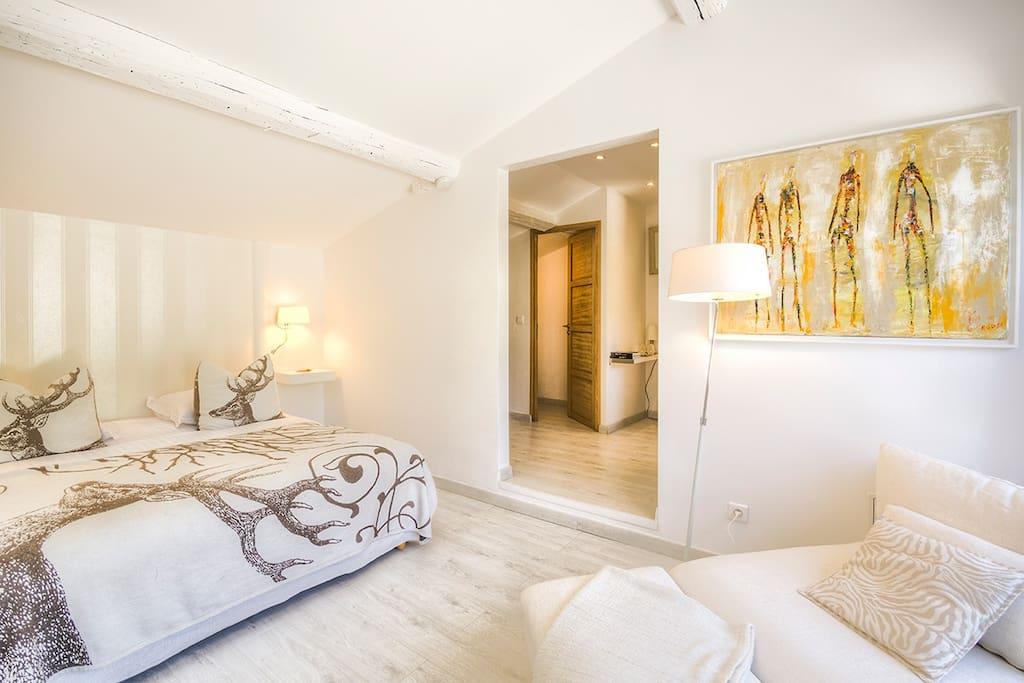 Villa 45 b b immacul st paul de vence chambres d 39 h tes louer la colle sur loup - Chambre d hote saint cezaire sur siagne ...