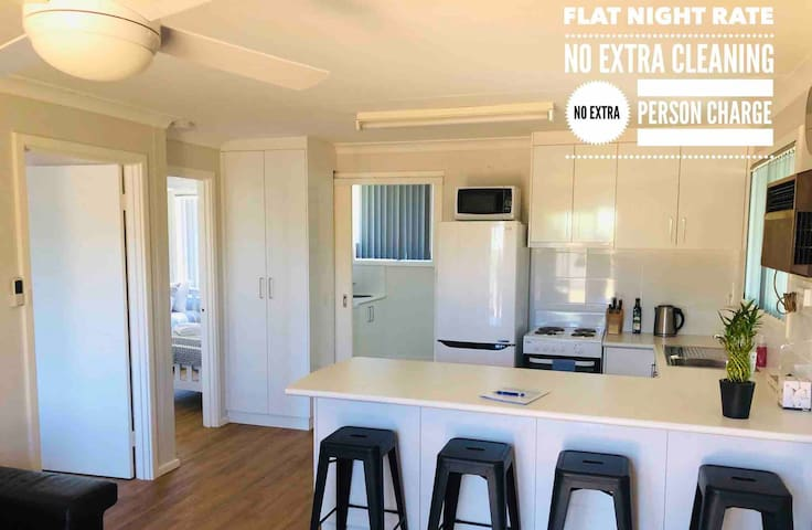 Affordable, clean, furnished unit Esperance.