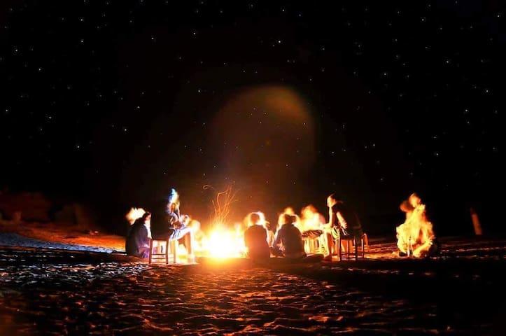 Camp Locals Under Stars & tours