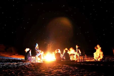 Camp Locals Under Stars & tours