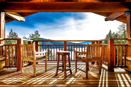 Gorgeous home in Garden Bay, Sunshine Coast - Garden Bay