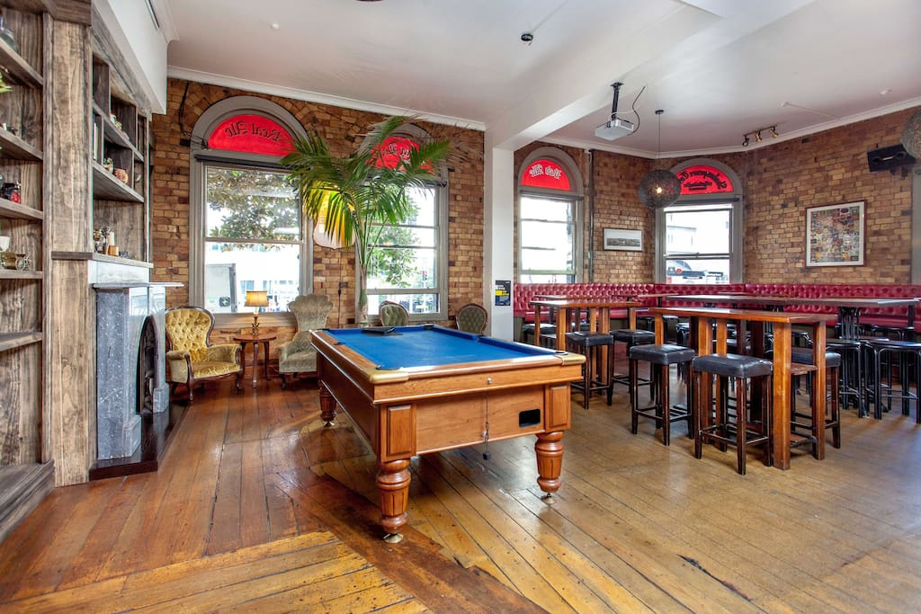 The Shakespeare Hotel Bar