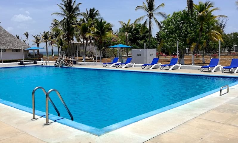 Punta Chame Bay Beach  Apt.