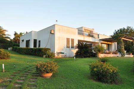 Casa Ulivo, villa panoramica - มาร์ซาลา - วิลล่า