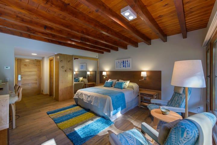Huenú - Apartamento Monoambiente (A12)