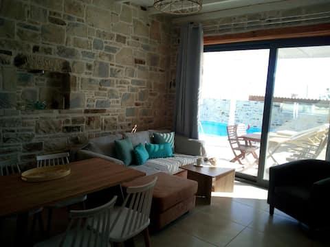 ELMARA -one bedroom villa- private swimmingpool