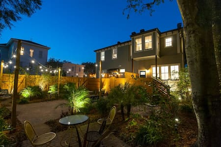 Canopy View: 1 BR Light-Filled Tree-house - Savannah - Appartement