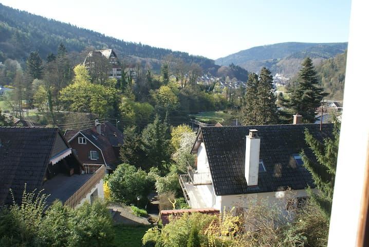 Im schönen Schwarzwald - Gernsbach