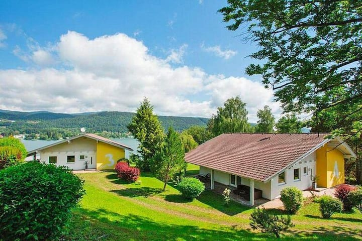 4 star holiday home in Velden