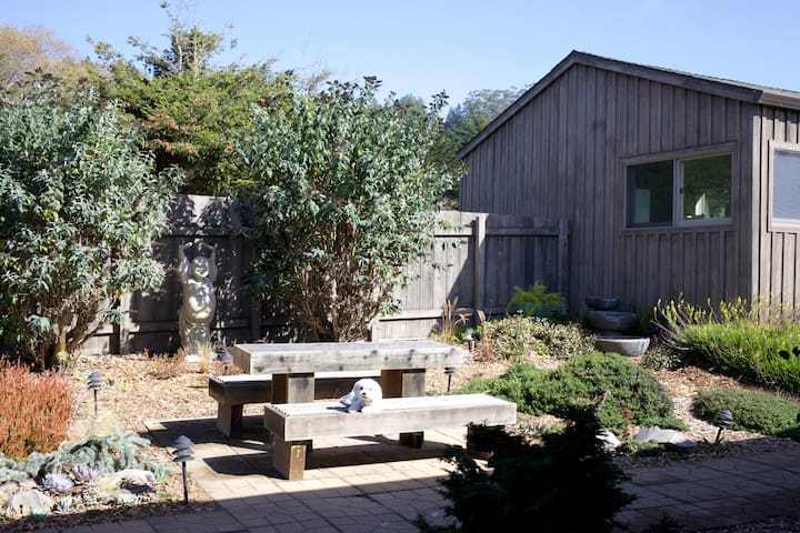 The Sea Ranch - CLEF House - Sea Ranch - Ev