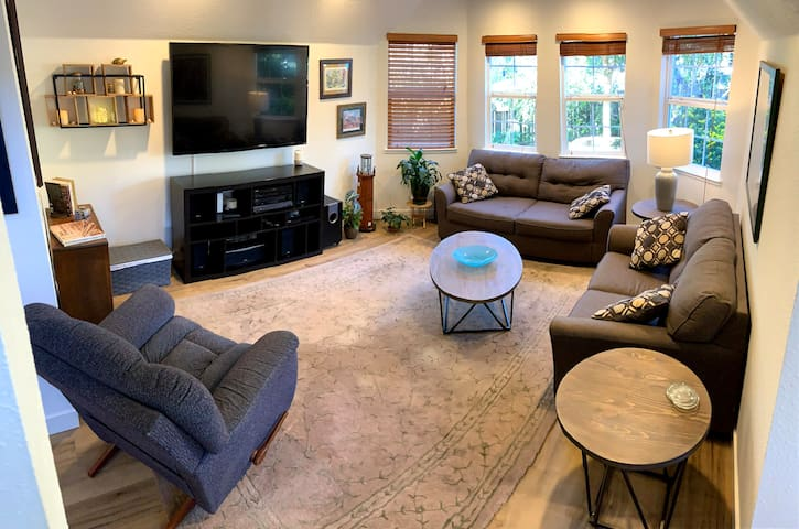 Comfy and cozy spaces for your family to enjoy