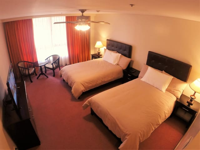 * Private Suite in Camp John Hay - Baguio - Apartment