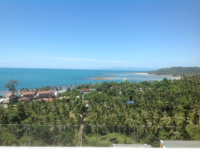 PENTHOUSE AMAZING SEA VIEW IN KOH SAMUI