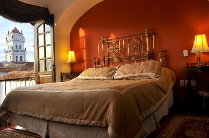 Extravagant Junior Suite Standard At Sucre