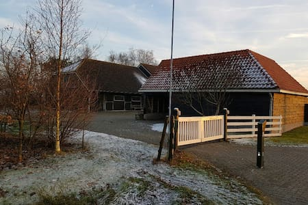 Apartment in the countryside with lots of privacy - Punthorst