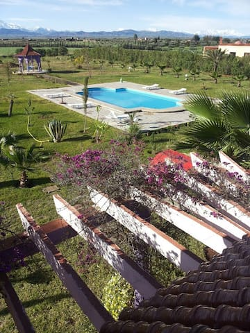 Domaine Zniber - Marrakech - Guesthouse