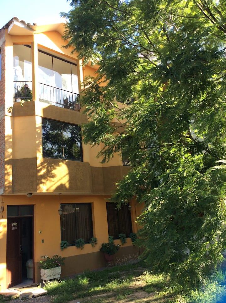 Habitación Acogedora en Urbanización segura