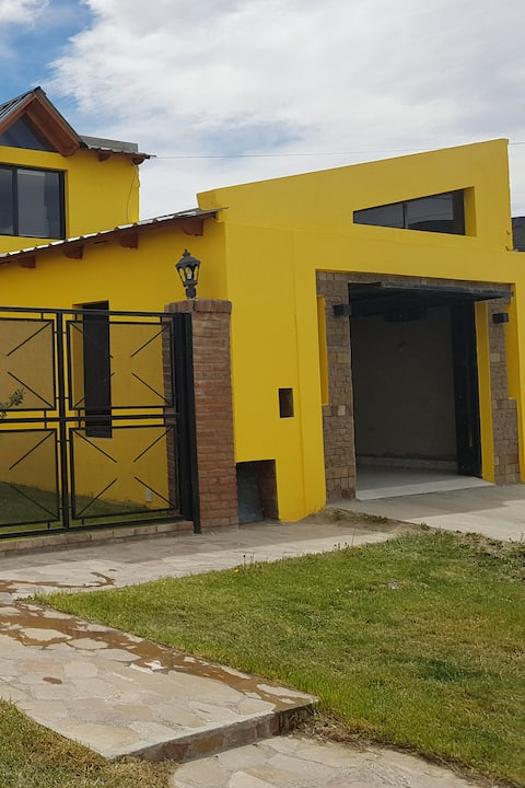 """Yellow house"""