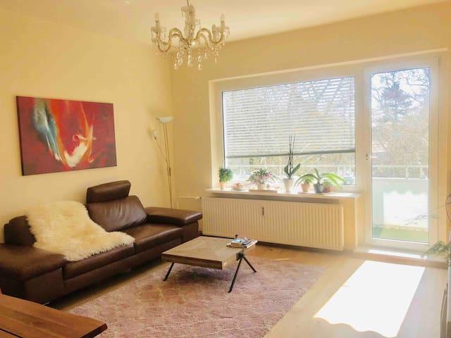 Dream flat in south Berlin