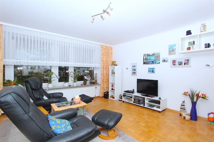 ID 6150 2 - room -apartment wifi - Hemmingen - Byt