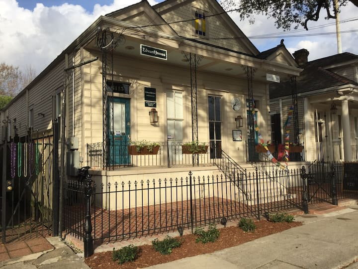 Audubon Park Getaway, Walkable Neighborhood.