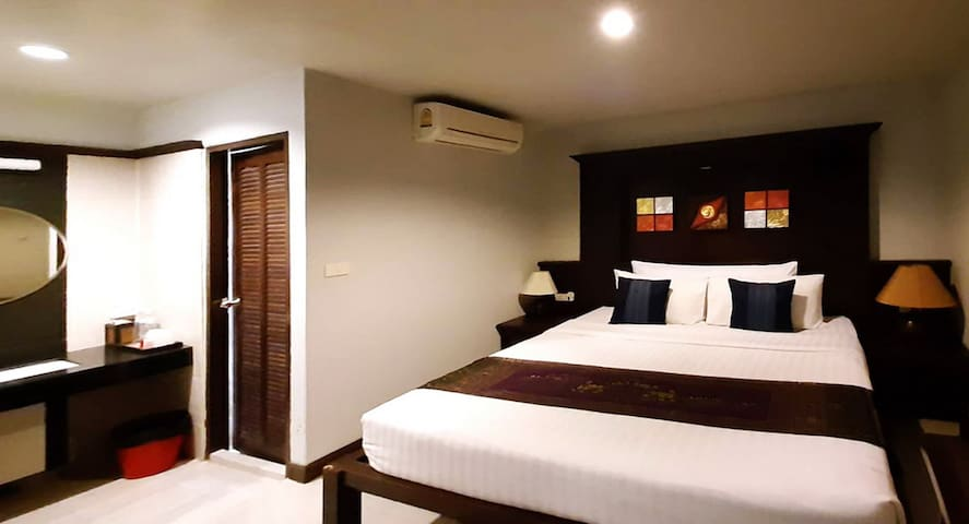 The One Boutique Hotel Room A6