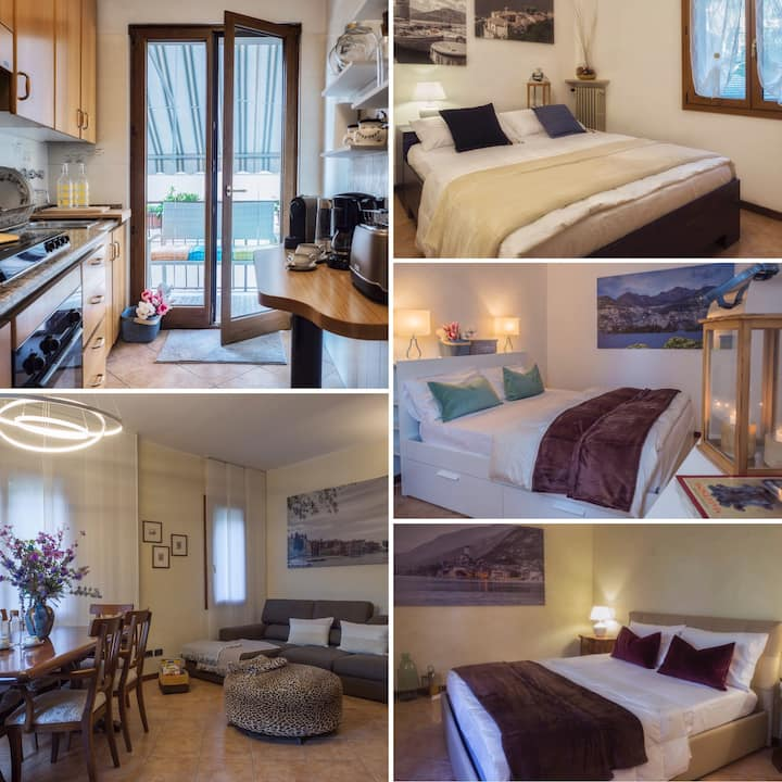 Casa Batai Malcesine - Lake Garda
