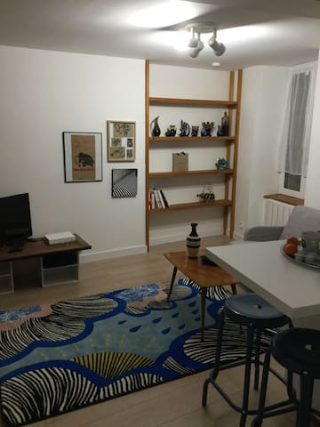 Studio cosy place de la Victoire