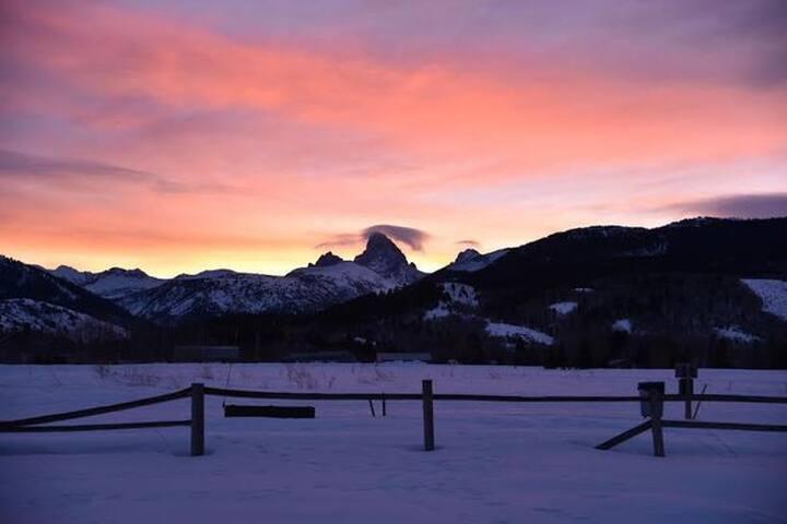 Targhee Chalet - Alta - Dağ Evi
