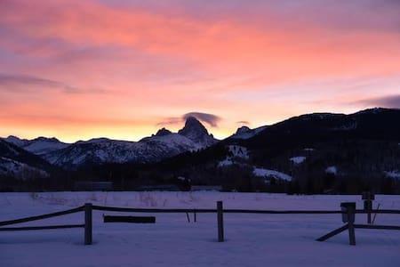 Targhee Chalet - 阿尔塔 (Alta) - 牧人小屋