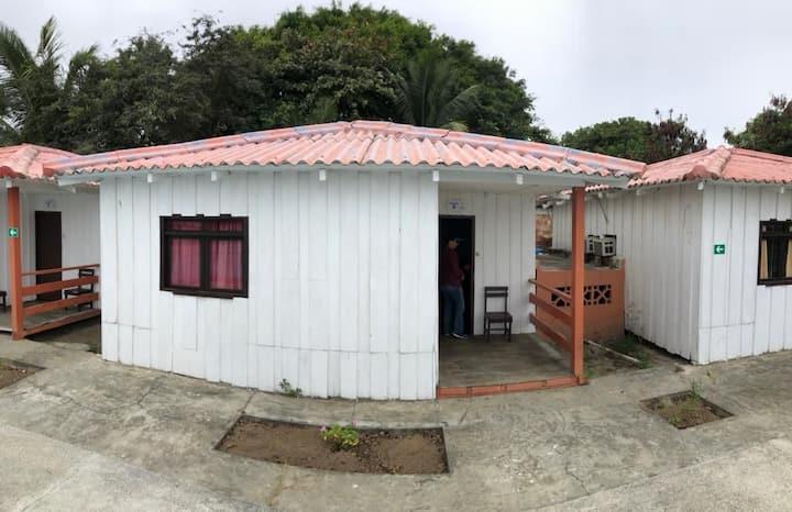 Cabaña 6 Hostería Alcatraz