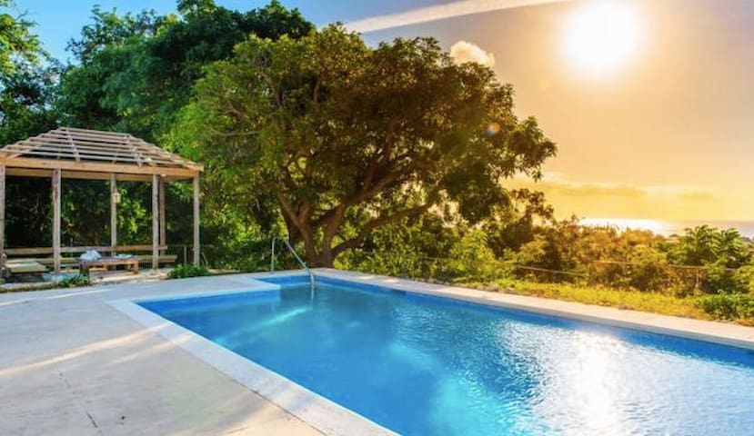 Ridge plantation with Sea and Speightstown views