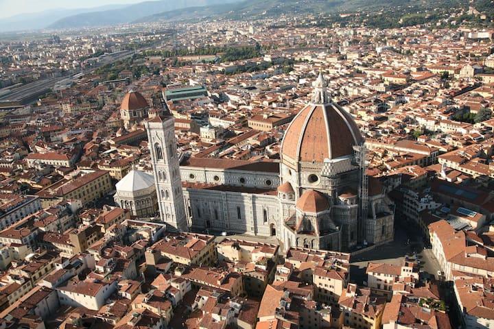 Hello Florence - San Lorenzo II