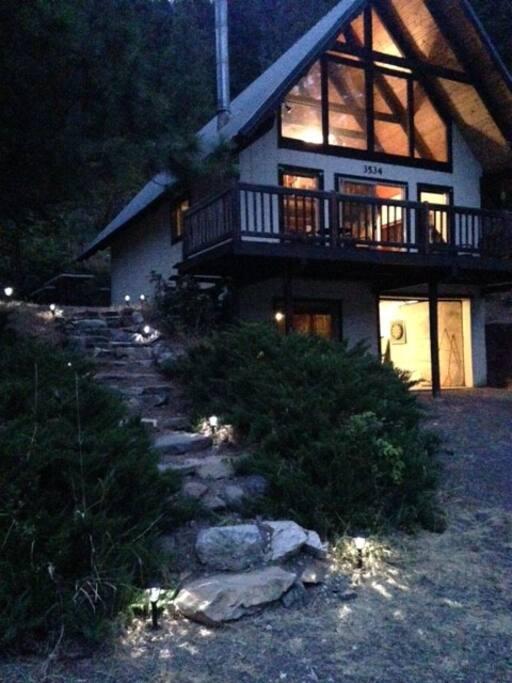 The best little cabin in Leavenworth