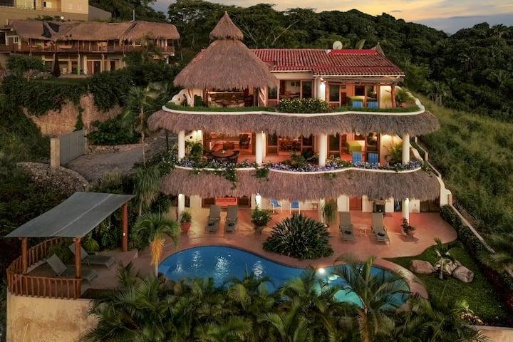 Casa Villa del Sol - Whole House (5BR/8BA)