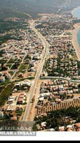İzmir'in en güzel, temiz ve elit semti Ürkmez