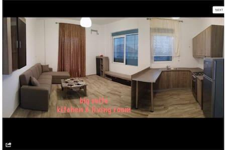 Μεγάλο διαμέρισμα με δυο δωματια - Χώρα Σφακίων - Apartemen