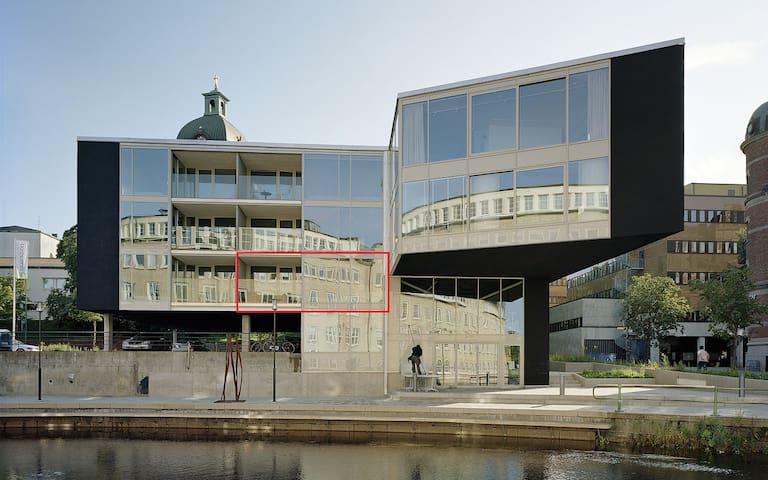 Centralt boende i Borås fräschaste lägenhet! - Borås - Huoneisto