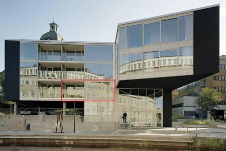 Centralt boende i Borås fräschaste lägenhet! - Borås - Apartemen
